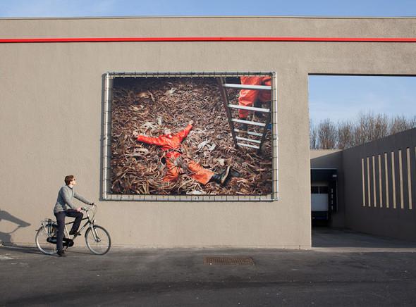 Сказочный мир на улицах Бельгии. Изображение № 5.