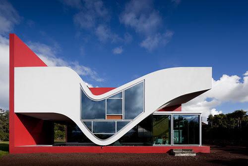 Изображение 7. Новый дом-птица архитектора Бернарду Родригеша.. Изображение № 7.