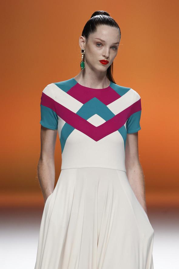 Madrid Fashion Week SS 2012: Davidelfin. Изображение № 23.