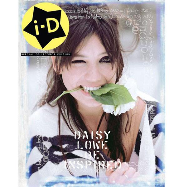 Новый номер журнала i-D. Изображение № 1.