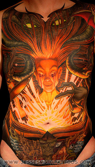 Jesse Smith Tattoo. Изображение № 7.
