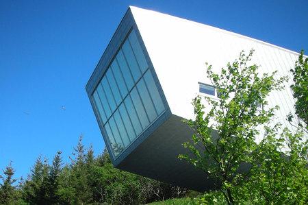 Petter dass museum от Snhetta Норвегия. Изображение № 2.