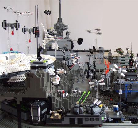 48 креативных LEGO творений. Изображение № 32.