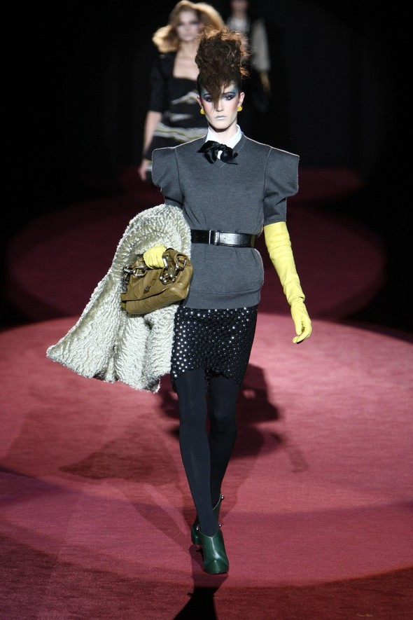 Marc Jacobs fall winter 2009–2010. Изображение № 24.
