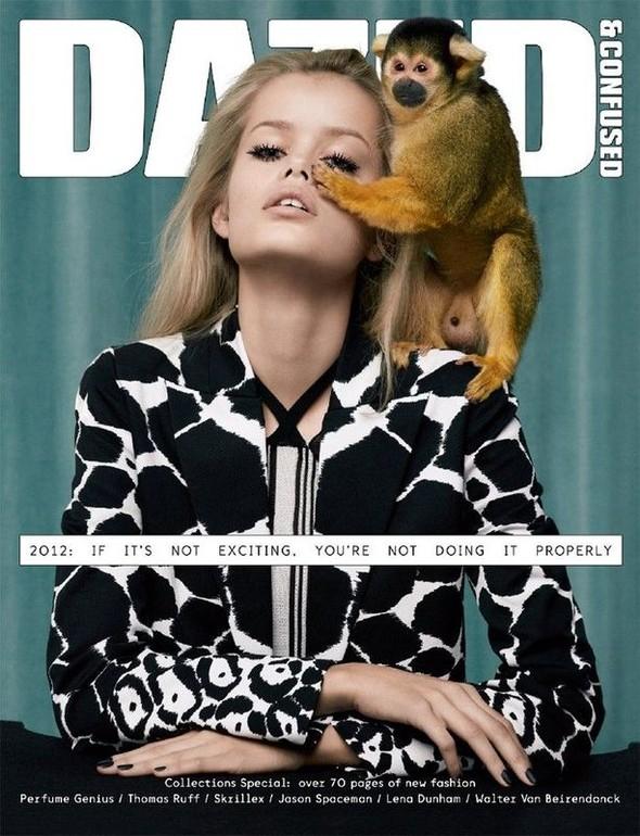 Обложки: Dazed & Confused, AnOther и другие. Изображение № 3.