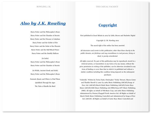 Что мы узнали из книги Дж.К. Роулинг «Свободная вакансия». Изображение № 5.