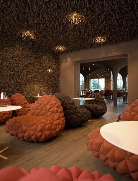 Под стойку: 15 лучших интерьеров баров в 2011 году. Изображение № 43.