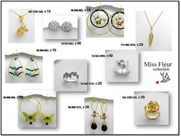 Marti's Jewelry - Летние хиты - Look-book. Изображение № 12.