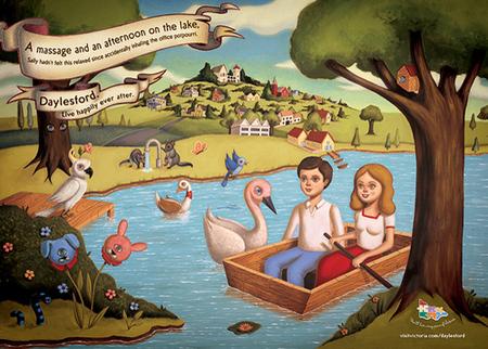 Художница-иллюстратор AnaBagayan. Изображение № 7.