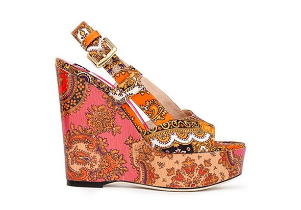 Модная обувь весна-лето 2012 от D&G. Изображение № 8.