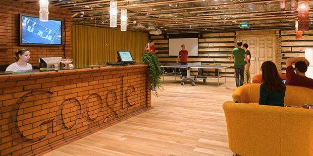 Офис Google в Москве. Изображение № 1.