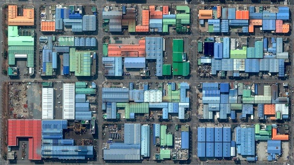 35 фотографий  из Google Earth,  которым сложно поверить. Изображение № 2.