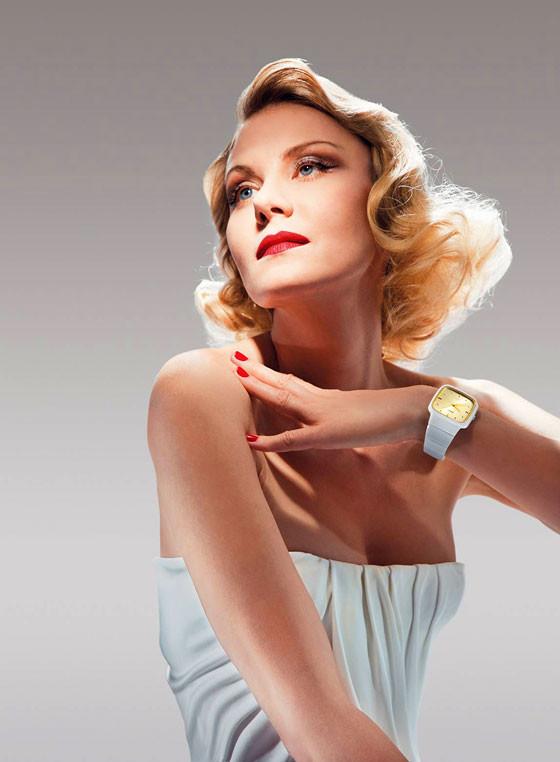 Рената Литвинова стала официальным лицом часов Rado. Изображение № 3.