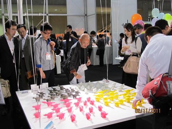 Tokyo designers week 2011: тренды и новые удивительные открытия. Изображение № 1.