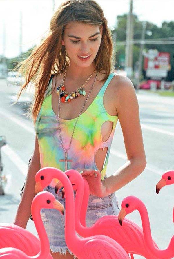 Chanel, Trends Brands и Urban Outfitters показали новые лукбуки. Изображение № 22.