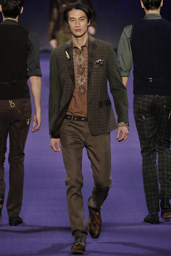 Изображение 144. Milan Fashion Week. Часть 1.. Изображение № 160.