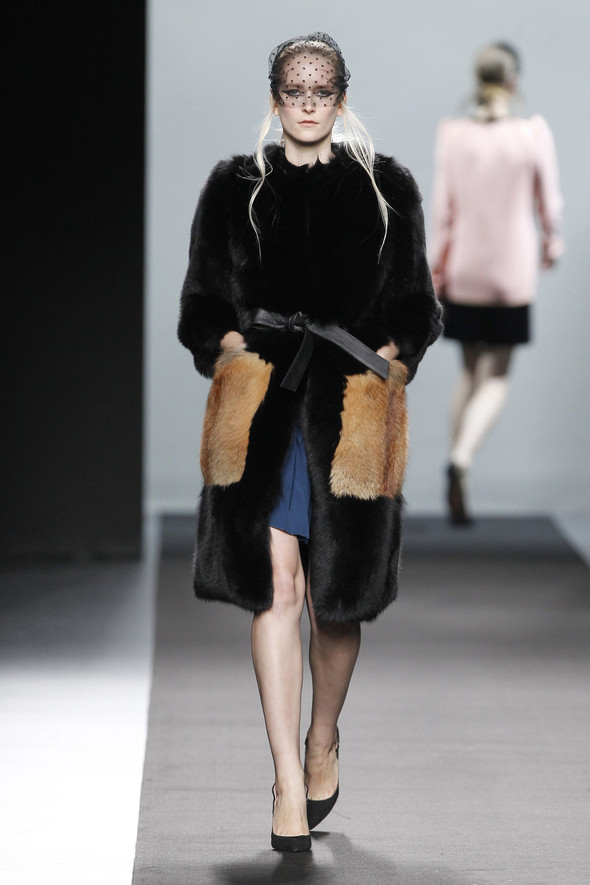 Madrid Fashion Week A/W 2012: Miguel Palacio. Изображение № 22.
