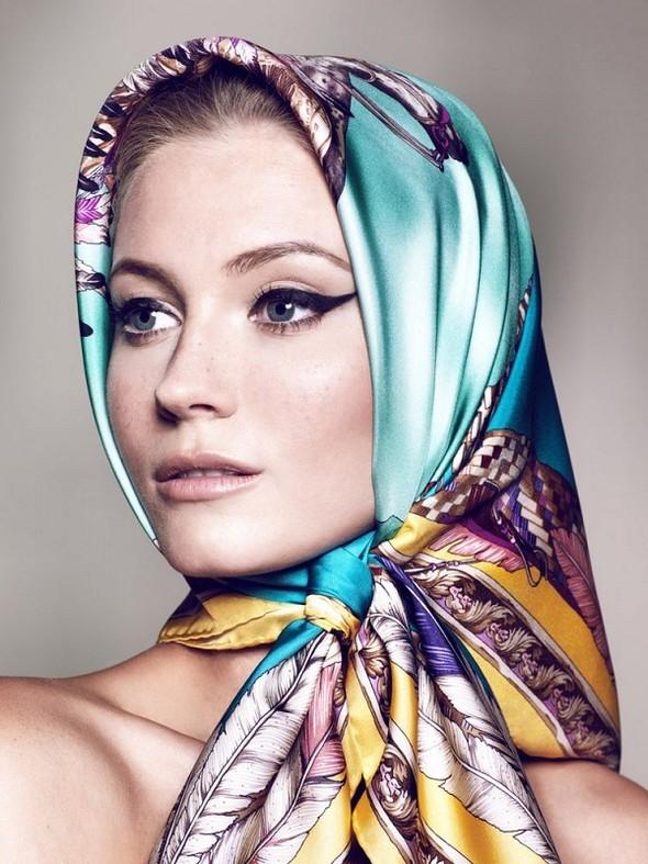 Съёмка: Шарлотт ди Калипсо для Vogue. Изображение № 1.