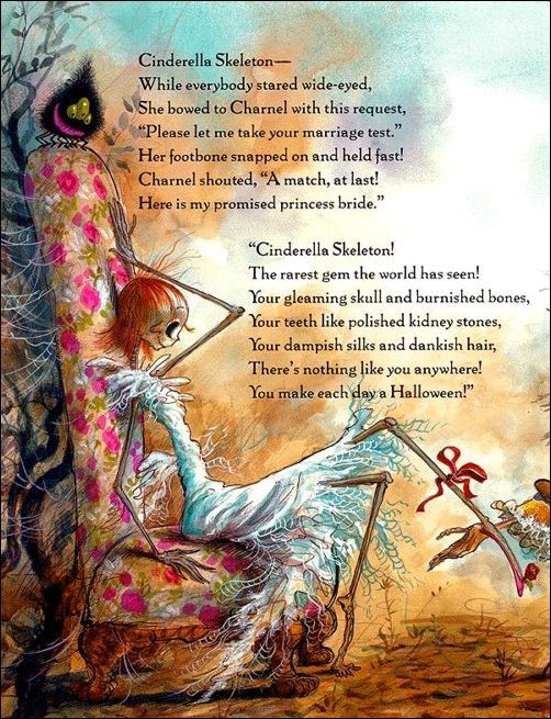Cinderella Skeleton. Изображение № 19.