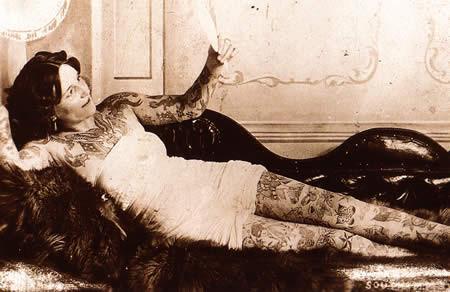 Татуировка XXвека. Изображение № 17.