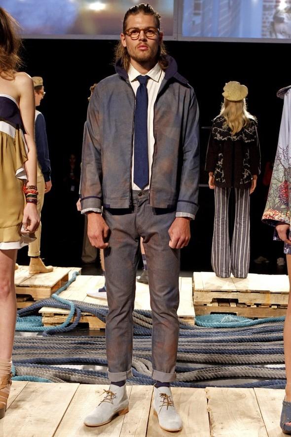 NY Fashion Week \ Spring 2011. Изображение № 81.