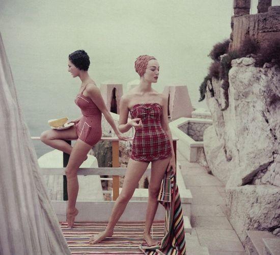 Ретро-купальник 1955 год. Изображение № 30.