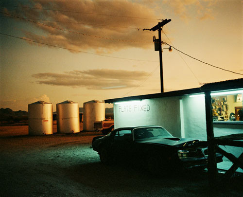 Wim Wenders Pictures from the Surface of the Earth. Изображение № 8.