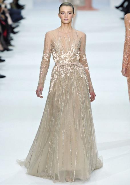 Elie Saab Spring 2012 Couture. Изображение № 10.