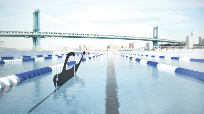 В Сети собирают деньги на экспериментальный бассейн в Нью-Йорке. Изображение № 5.