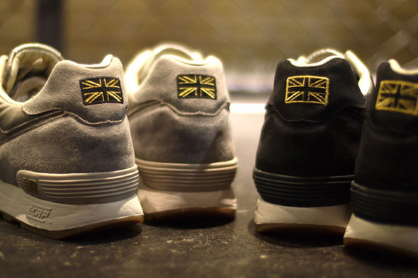 NEW BALANCE M576 (ROAD TO LONDON). Изображение № 2.