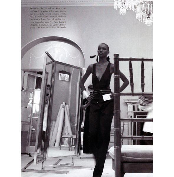 Изображение 42. Съемки: Harper's Bazaar, Metal, V и Vogue.. Изображение № 36.