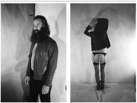 Invisible Tailors – кожа, борода ибороденка. Изображение № 7.