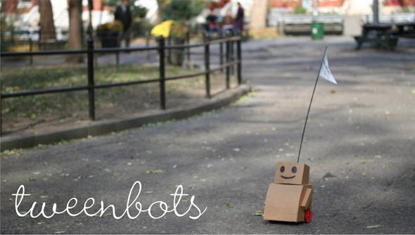 Tweenbots. Изображение № 1.