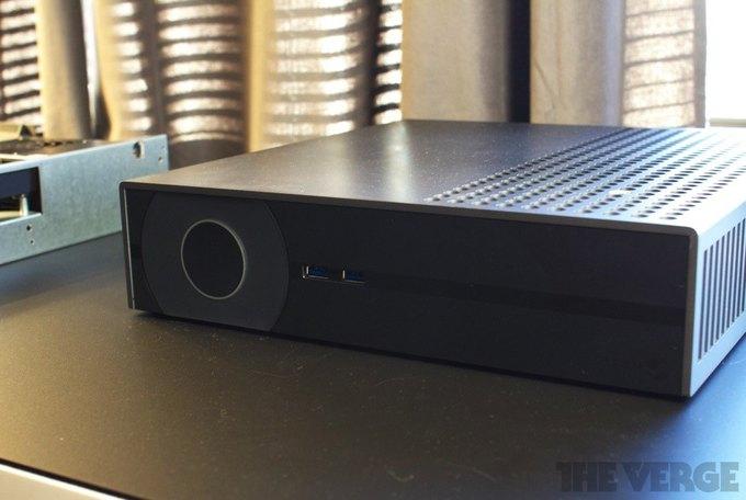 Появилось первое изображение игровой приставки Valve. Изображение № 4.