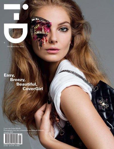 Top50. Девушки. Models. com. Изображение № 37.