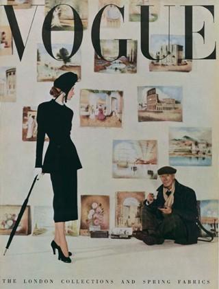 История глазами обложки Vogue (Британия). Изображение № 34.