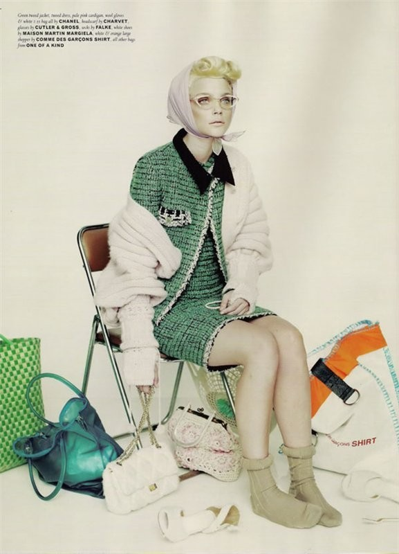 Spent! Pop Magazine FallWinter 2009. Изображение № 3.
