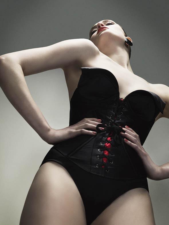 Agent Provocateur 2010: The Classics, Swimwear, Jewelry. Изображение № 33.