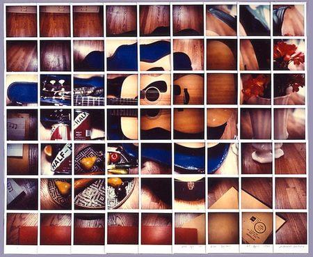 David hockney – Photographic collages. Изображение № 10.