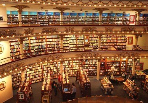 Самые необычные книжные магазины. Изображение № 5.