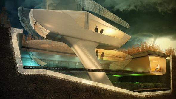 Мечты о другой жизни: Архитектура на грани реальности. Изображение № 41.