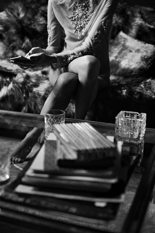 Съёмка: Аня Рубик для Self Service. Изображение № 8.