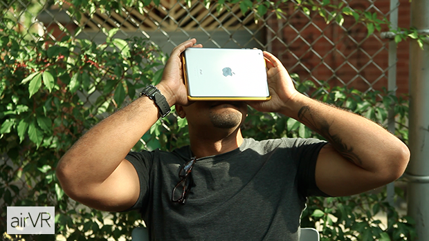 Версия AirVR с iPad mini. Изображение № 3.