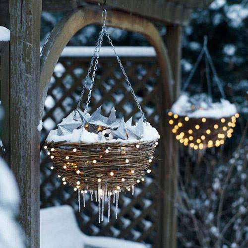 Рождественский декор дома. Простые идеи. Изображение № 12.