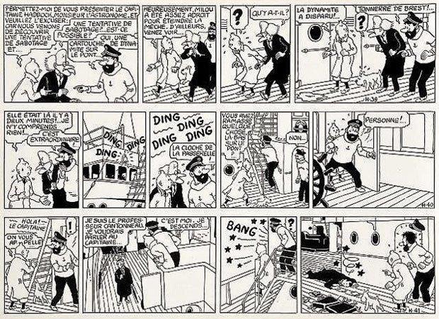 10 комиксов для тех, кто ничего не понимает в комиксах. Изображение № 9.