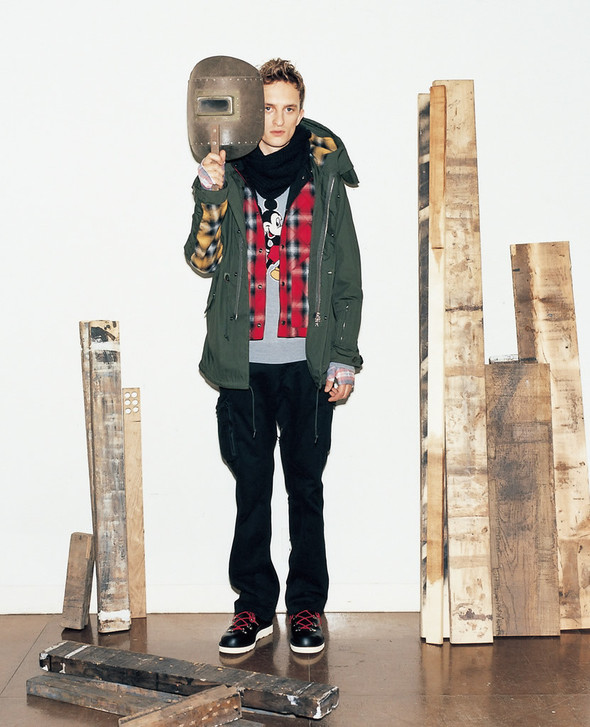 SOPHNET Fall/Winter 2011 Lookbook. Изображение № 12.