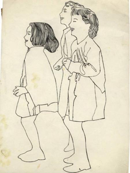 Неизвестные рисунки Энди Уорхола покажут в Лондоне. Изображение № 4.
