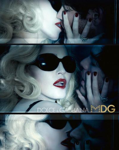 Линия солнцезащитных очков от Мадонны и D&G. Изображение № 2.