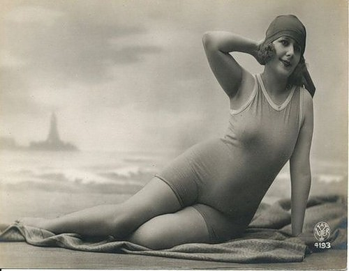 Ретро-купальники. Изображение № 34.