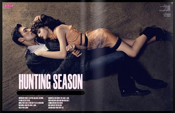 Лучшие журналы месяца на Issuu.com. Изображение № 23.